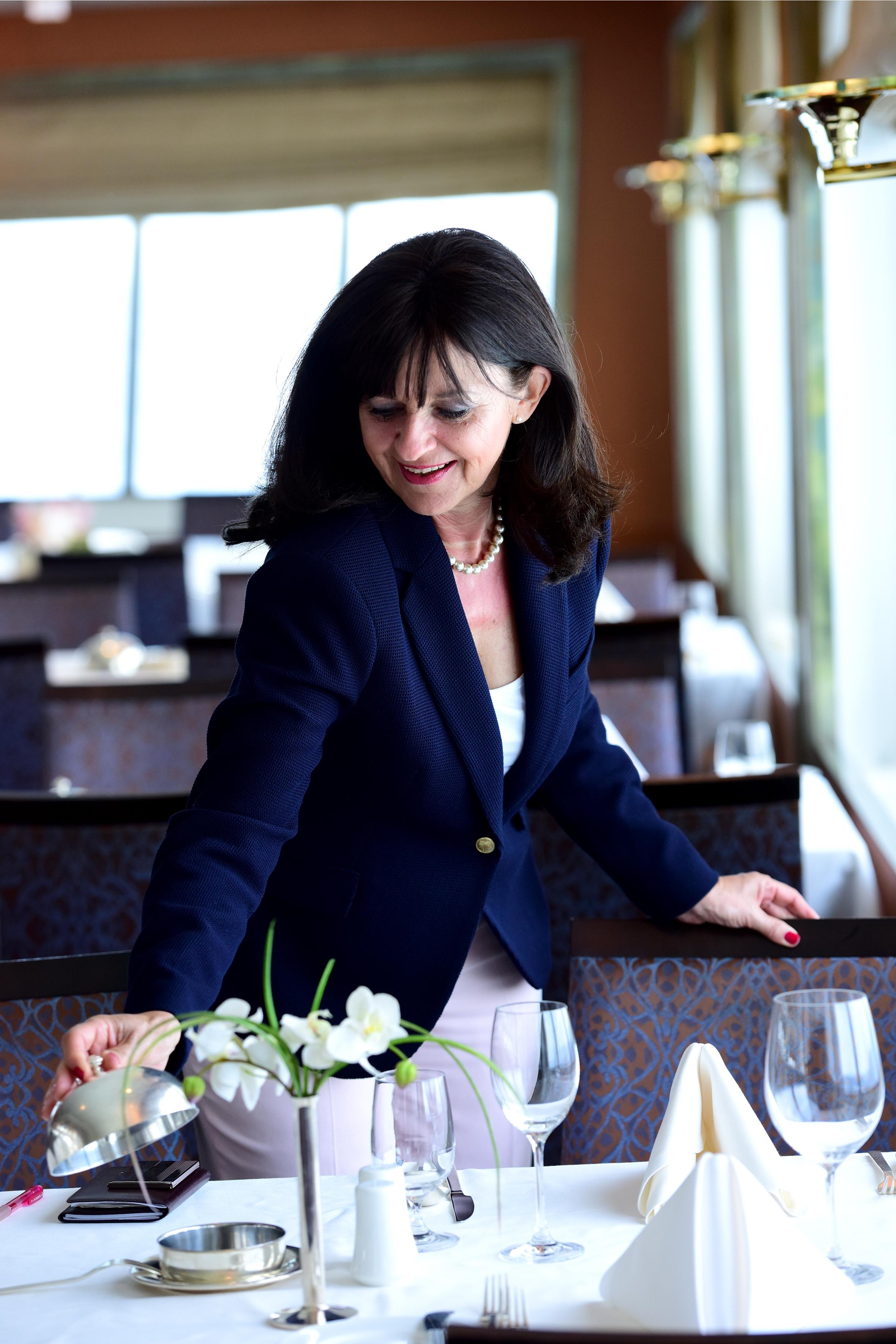 Das perfekte Dinner - Martina Berg Knigge Trainerin